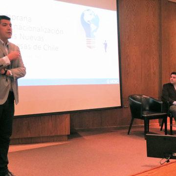 Innovación e internacionalización fueron abordados en seminario de emprendimiento