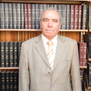Académico de Derecho es designado presidente de comité de la Federación Interamericana de Abogados