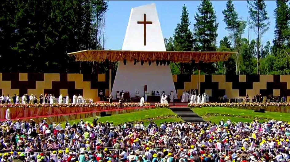 Papa Francisco hace llamado a construir la unidad respetando las diferencias