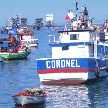 Colbún y Facultad de Ingeniería refuerzan apoyo a sindicato de pescadores de Coronel