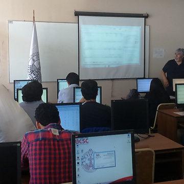 Participan en capacitación en IT Sede Los Ángeles