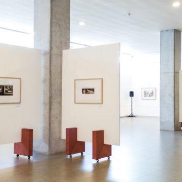 Artistas de las regiones de Valparaíso y Metropolitana exponen en la UCSC