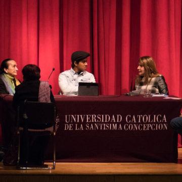 Joven poeta peruano presenta libro en la UCSC