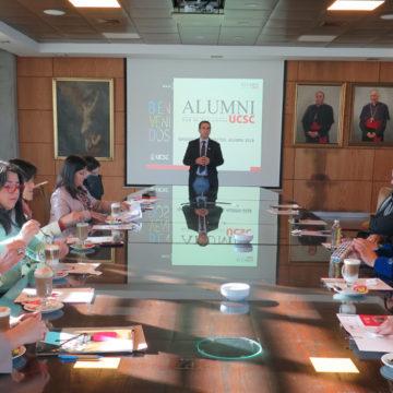 Fondo Alumni potencia vinculación de la UCSC con egresados y comunidad