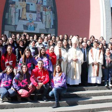 Instituto Tecnológico Sede Chillán celebró con Eucaristía inicio de año académico
