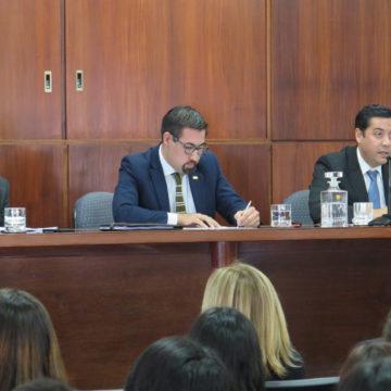 Reforma Procesal Civil fue abordada en seminario de Derecho