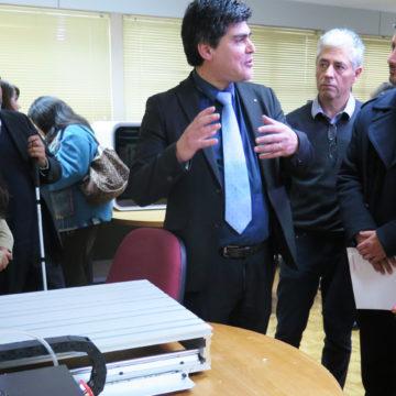 Nuevo Laboratorio de Tecnologías Inclusivas impulsará proyectos e investigación en el área