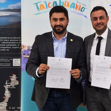 Proyecto Geoparque Minero de la UCSC fue presentado en Talcahuano