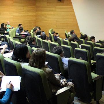 UCSC recibió quinto encuentro de la Sociedad Chilena de Gastroenterología
