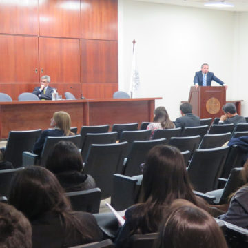 Reforma al Régimen de Sociedad Conyugal es analizada en conferencia de Derecho
