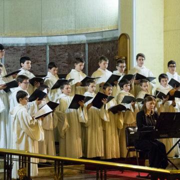 """Catedral de Concepción recibe a Coro de """"Voces blancas"""""""