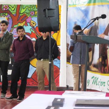 Alumnos de Ingeniería aportan con estudio de riesgos geológicos en comuna de San Rosendo