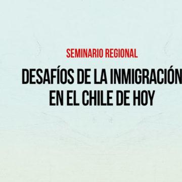 IT Chillán recibirá seminario sobre desafíos de la inmigración en Chile