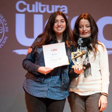 """Futura Ingeniera Civil es la ganadora del """"IX Concurso de la Voz UCSC"""""""