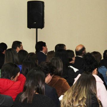Expertas analizan Ley de Entrevista Videograbada en seminario de Derecho
