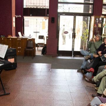 Intervenciones en el museo: educar a través de la música