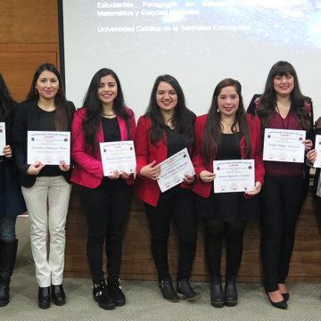 Estudiantes de Pedagogía Básica logran certificación en programa GAVRT de la Nasa