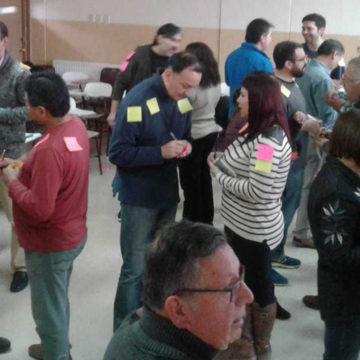Dirigentes de San Pedro de La Paz se formarán en liderazgo moderno