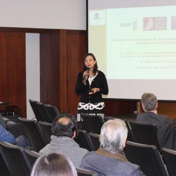 UCSC congrega a expertos en patentes y transferencia tecnológica