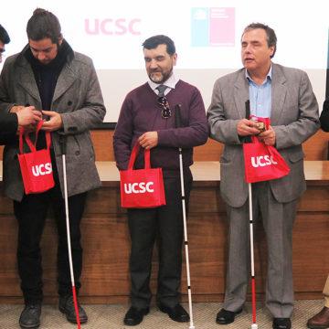 Proyecto DiBraille finalizó con la entrega de dispositivo que facilita la escritura a personas con discapacidad visual