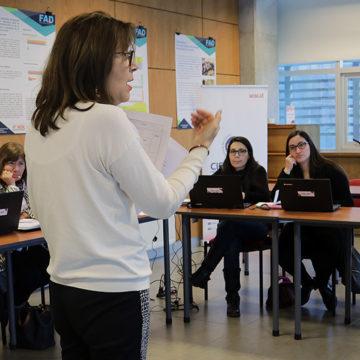 Docentes de la UCSC aprenden nuevas técnicas para mejorar capacidades pedagógicas