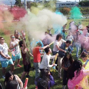 India protagoniza día de tradición y color en la UCSC