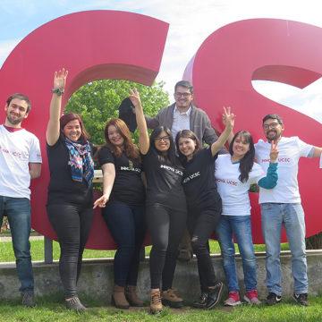"""Becas """"Balloon U"""" permitirán a estudiantes UCSC apoyar a emprendedores de Maule"""