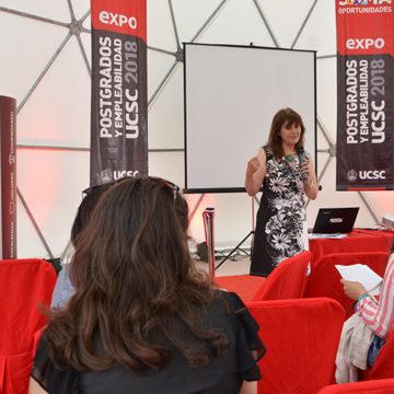 Expo Postgrados y Empleabilidad vivió primera versión