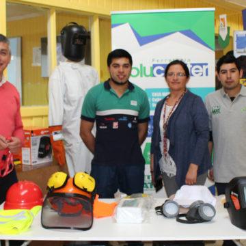 Instituto Tecnológico Sede Cañete realiza primera feria en Prevención de Riesgos