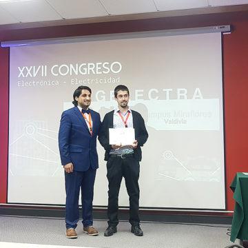 """UCSC tuvo destacada participación en XXVII congreso de electricidad y electrónica """"Ingelectra"""""""