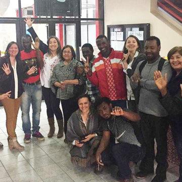 Proyecto de Enfermería entregó orientaciones para la inclusión de inmigrantes haitianos