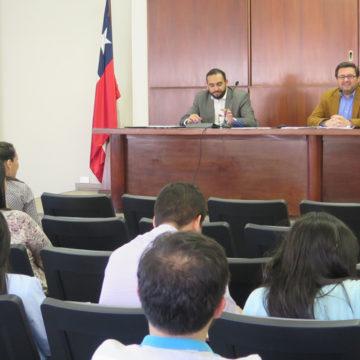 Operadores del sistema se actualizan sobre derechos de niños, niñas y adolescentes en procesos judiciales