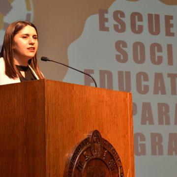 Comunidad Universitaria analizó desafíos de la inmigración