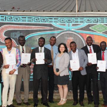 Proyecto FAOS permite la enseñanza del español a comunidad haitiana de Arauco