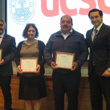 Familiares de funcionarios y estudiantes UCSC se capacitan en mueblería y electricidad fotovoltaica
