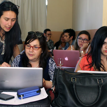 Estudiantes de postgrado de la Facultad de Educación complementan conocimientos