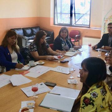 UCSC desarrollará proyecto de autoevaluación diagnóstica en liceos de Concepción
