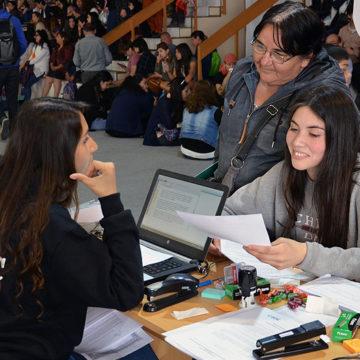 UCSC afronta último día de matrículas con un 94% de sus vacantes completas