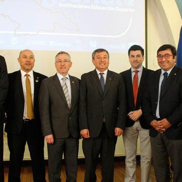 IT Sede Chillán recibió a naciente Mesa Regional Ñuble de Educación Superior