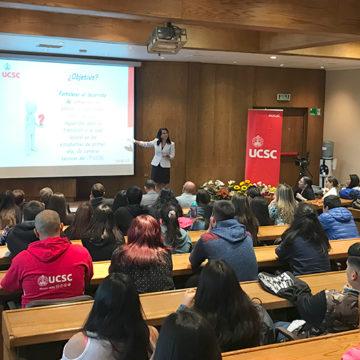 Programa Becas de Nivelación Académica inaugura año académico