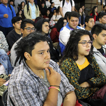 UCSC da inicio a programa que busca mejorar nivel académico de novatos