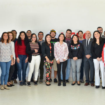 UCSC da bienvenida a estudiantes extranjeros de postgrado