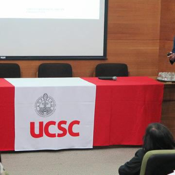 Calefacción sustentable a partir de biomasa fue promovida en seminario UCSC