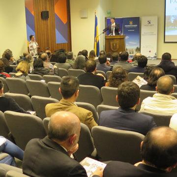 Ministro de Ciencias, Tecnología e Innovación se reúne con científicos de Concepción