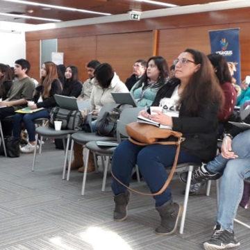 Estudiantes del IT UCSC Los Ángeles se capacitan para prevenir consumo de alcohol y drogas