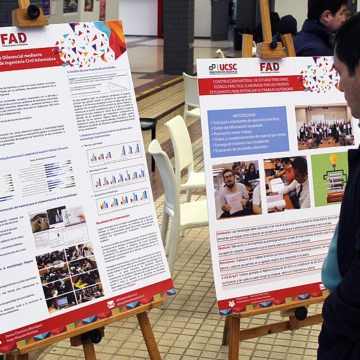 Profesores presentaron resultados de proyectos FAD 2018