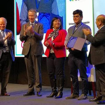 """""""Innovación Social"""": Noteikin recibió reconocimiento de Cidere Biobío"""