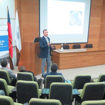 Experiencias en obras civiles en charlas de la Unidad de Asistencia Técnica