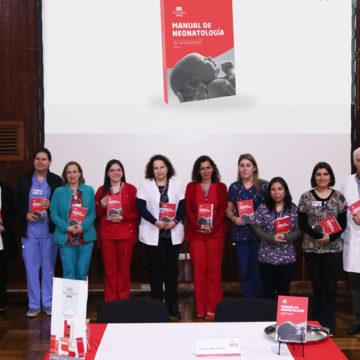 Ediciones UCSC publica manual dirigido a profesionales a cargo de los cuidados del recién nacido