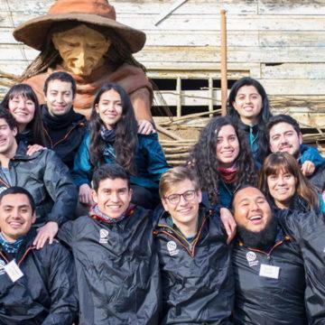Estudiantes UCSC viajaron al Maule para participar en nueva versión del programa Balloon U